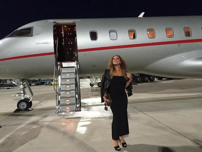 Cuộc sống siêu giàu nhưng bệnh hoạn và rối loạn tâm thần của Mariah Carey - Ảnh 2.
