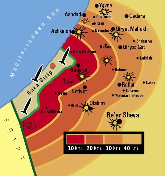 Cảnh báo: Israel khẳng định với những kẻ thù ở Trung Đông rằng mình ngày một yếu đuối? - Ảnh 1.