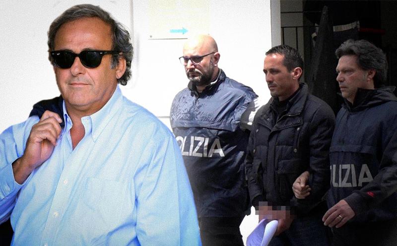 Chống lưng cho Platini thao túng bóng đá thế giới là quyền lực mafia 'Ndrangheta?