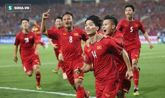 """Tuyển Việt Nam bất ngờ bị báo Palestine """"trách móc"""" vì kỳ tích ở giải châu Á - Ảnh 2."""