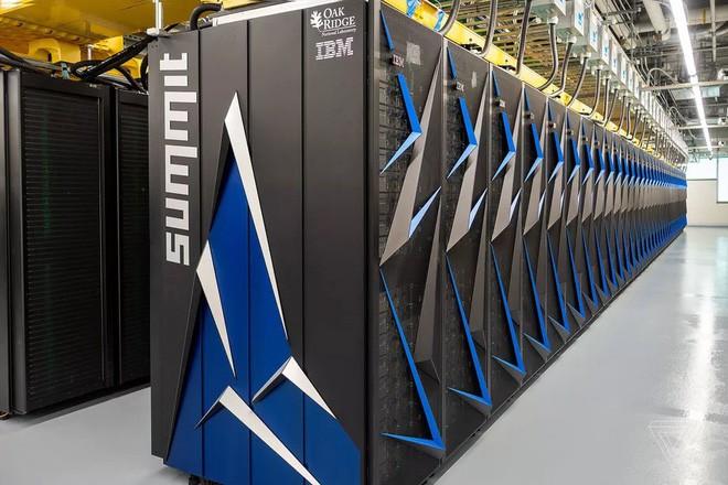 Trung Quốc ngậm ngùi thua Mỹ khi tranh ngôi đầu về siêu máy tính nhanh nhất thế giới - Ảnh 1.