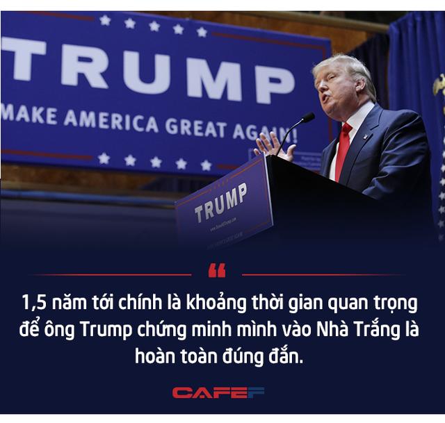 Bốn năm trước, Trump bị coi như gã hề, bây giờ, ông ấy là kép chính - Ảnh 2.