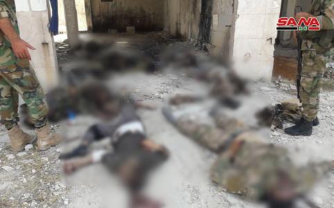 CẬP NHẬT: Sập bẫy Quân đội Syria, phiến quân chết như ngả rạ - Thiệt hại sốc - Ảnh 3.