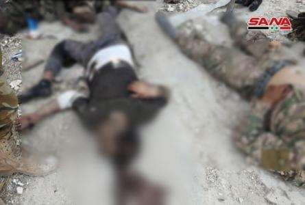 CẬP NHẬT: Sập bẫy Quân đội Syria, phiến quân chết như ngả rạ - Thiệt hại sốc - Ảnh 4.