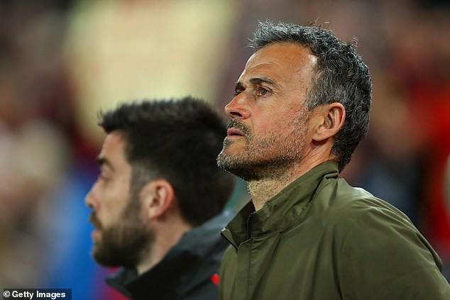 HLV Luis Enrique từ chức HLV trưởng đội tuyển Tây Ban Nha - Ảnh 1.