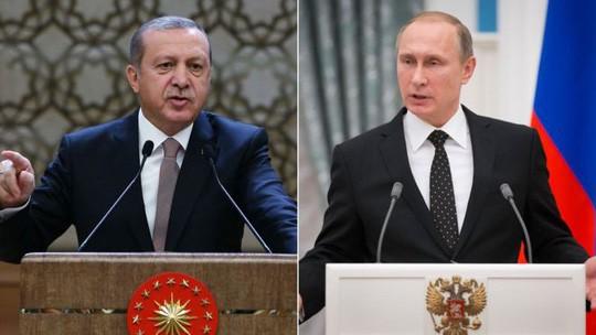 Nga – Thổ đối mặt xung đột ở Syria - Ảnh 1.