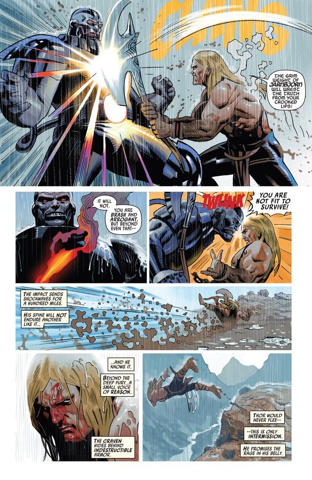 Avengers: Endgame - Chiến rìu Stormbreaker của Thor sẽ có hình dáng thế nào nếu như không dùng tay của Groot? - Ảnh 1.