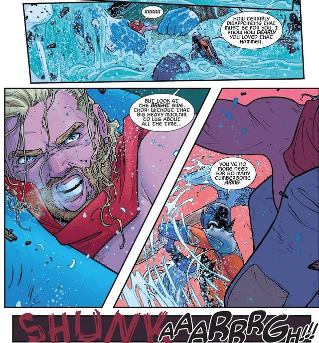 Avengers: Endgame - Chiến rìu Stormbreaker của Thor sẽ có hình dáng thế nào nếu như không dùng tay của Groot? - Ảnh 2.
