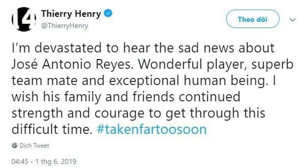 Reyes qua đời sau tai nạn giao thông, cả thế giới bóng đá khóc thương cho một kèo trái từng làm điên đảo cầu trường - Ảnh 3.