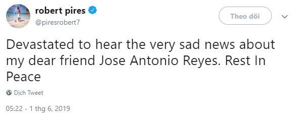 Reyes qua đời sau tai nạn giao thông, cả thế giới bóng đá khóc thương cho một kèo trái từng làm điên đảo cầu trường - Ảnh 6.