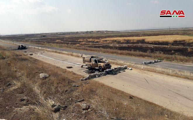 Máy bay chiến đấu KQ Nga - Syria gặp nguy hiểm - Phiến quân lấy lại bầu trời - Ảnh 7.