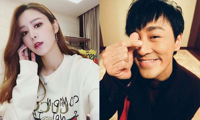 Sắp cưới, bạn gái Lâm Phong bị lộ cảnh nóng trong phim người lớn - Ảnh 1.