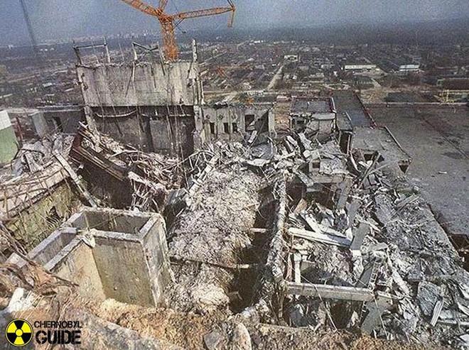 Sự thật về kẻ tội đồ trong thảm hoạ nguyên tử Chernobyl - Ảnh 2.