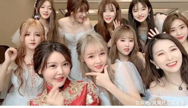 Hốt hoảng hôn lễ của mẫu nữ xứ Trung: Nhan sắc thảm họa từ cô dâu đến khách mời toàn hotgirl Weibo bị bóc trần - Ảnh 6.