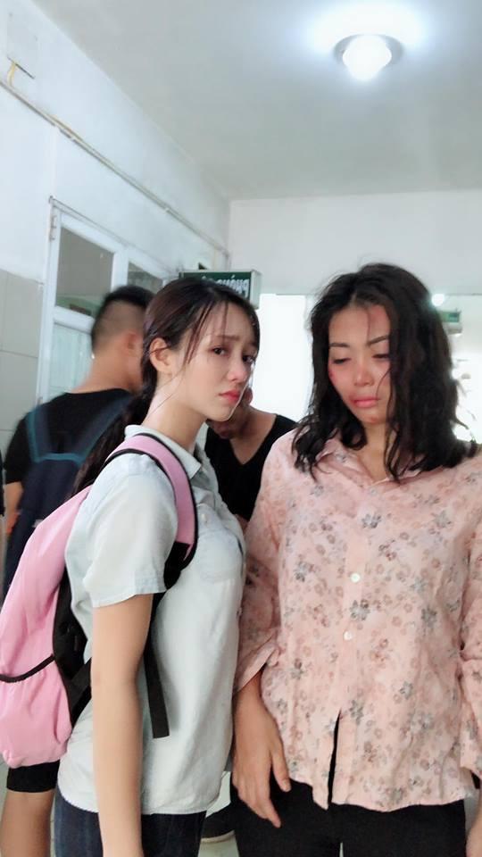 Chân dung hot girl thủ vai em gái mưa gây bức xúc nhất màn ảnh Việt - Ảnh 3.