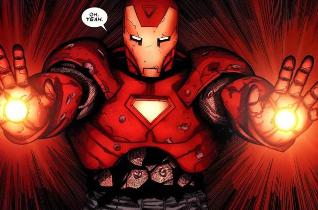 8 nhân vật đã khỏe lại còn từng trở thành Iron Man: Mạnh thế này thì đỡ sao - Ảnh 2.