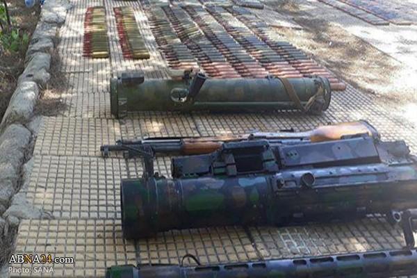 Syria: Điều bất ngờ trong kho vũ khí khổng lồ khủng bố giấu trong trang trại - Ảnh 1.