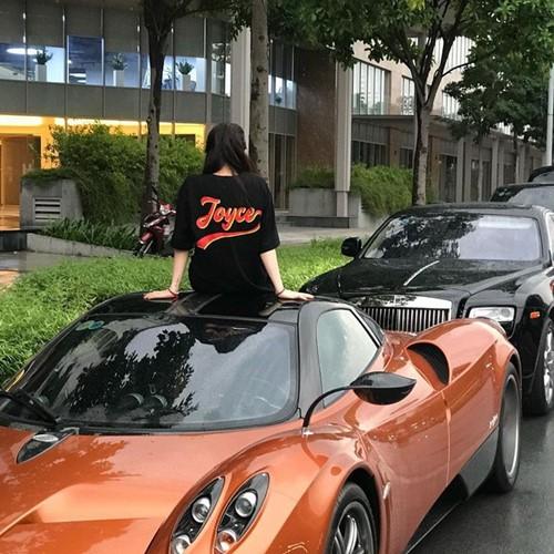 Nữ rich kid Việt 20 tuổi với bộ sưu tập siêu xe vượt mặt Cường Đô la - Ảnh 2.