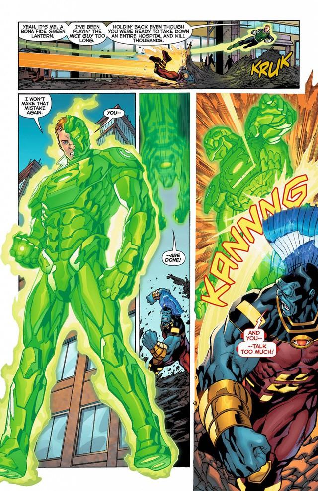 8 nhân vật đã khỏe lại còn từng trở thành Iron Man: Mạnh thế này thì đỡ sao - Ảnh 5.
