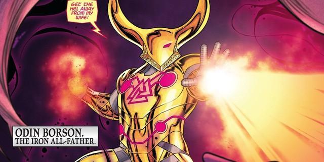 8 nhân vật đã khỏe lại còn từng trở thành Iron Man: Mạnh thế này thì đỡ sao - Ảnh 6.