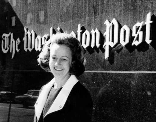 Katharine Graham: Chồng ngoại tình rồi tự tử vì trầm cảm, bà mẹ bỉm sữa vượt lên số phận trở thành huyền thoại của giới báo chí - Ảnh 6.