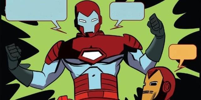 8 nhân vật đã khỏe lại còn từng trở thành Iron Man: Mạnh thế này thì đỡ sao - Ảnh 7.