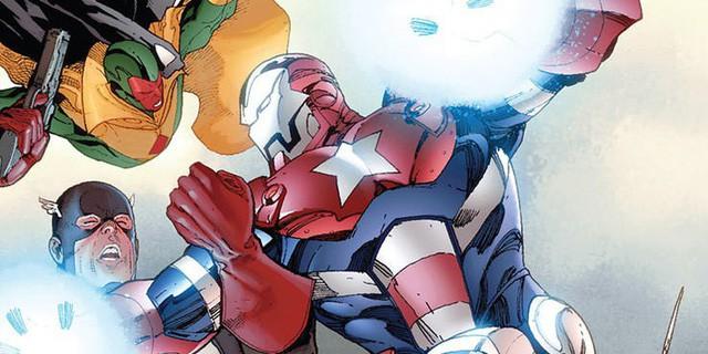 8 nhân vật đã khỏe lại còn từng trở thành Iron Man: Mạnh thế này thì đỡ sao - Ảnh 8.