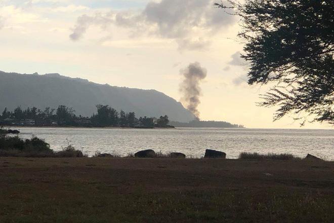 Tai nạn máy bay thảm khốc ở Hawaii, 9 người thiệt mạng tại chỗ - Ảnh 1.