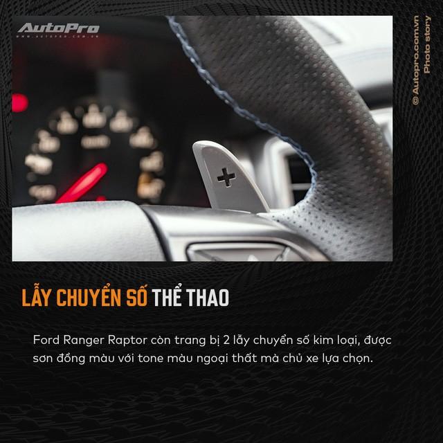 11 điểm chất nhất của Ford Ranger Raptor lý giải cơn sốt siêu bán tải - Ảnh 9.