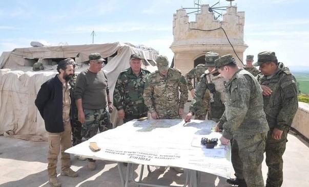 Tam giác thép Hama: 2 lực lượng Tiger và Sư đoàn 4 của Syria có gục ngã trước thiên đường? - Ảnh 5.