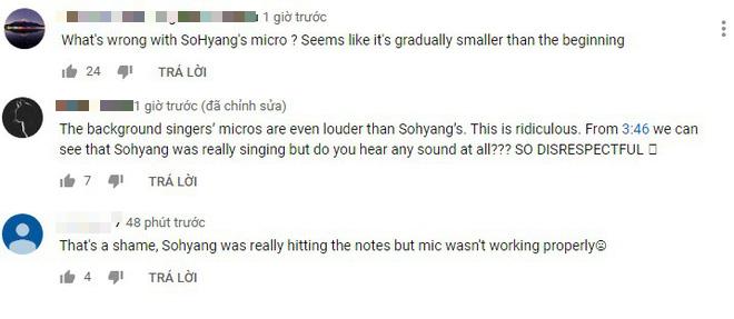 Thu Minh bị khán giả chỉ trích nặng nề vì nghi chơi xấu diva Hàn Quốc So Hyang - Ảnh 6.