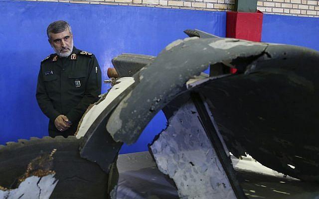 Iran tổ chức tiệc đặc biệt mừng chiến thắng bắn rơi máy bay Mỹ: Tiết lộ tình tiết bất ngờ - Ảnh 1.