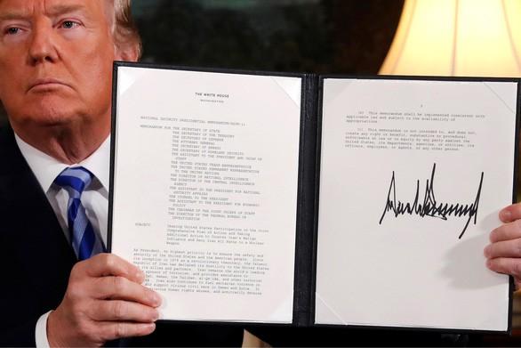 Chiến tranh Mỹ - Iran nếu xảy ra sẽ là đại họa của lịch sử nhân loại - Ảnh 1.