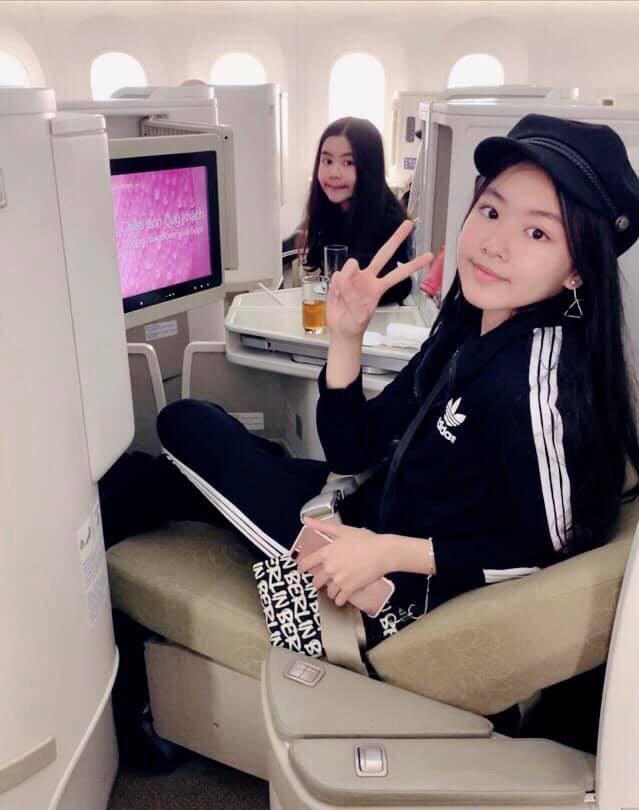 Loạt tố chất từ bé chứng minh con gái MC Quyền Linh có thể trở thành Hoa hậu trong tương lai - Ảnh 1.