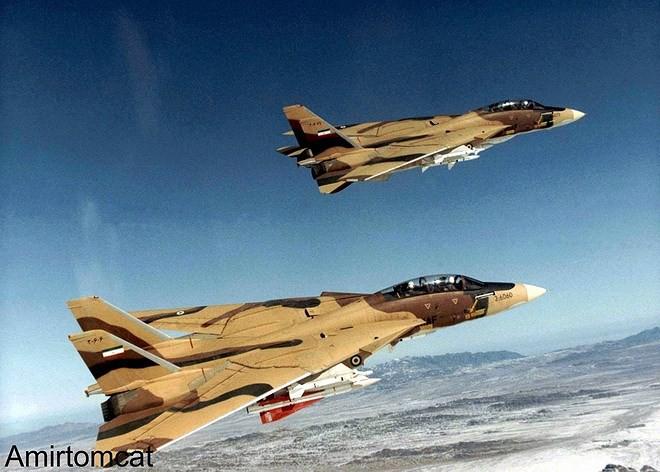 F-14 Iran sẽ tuyệt chủng khi đối đầu với tiêm kích tàng hình Mỹ? - Ảnh 11.