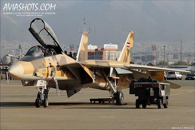 F-14 Iran sẽ tuyệt chủng khi đối đầu với tiêm kích tàng hình Mỹ? - Ảnh 12.