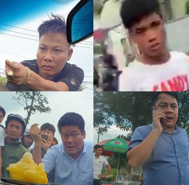 Khởi tố 3 bị can trong vụ nhóm giang hồ vây chặn xe chở công an ở Đồng Nai - Ảnh 1.