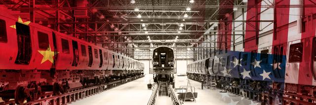 Chiến tranh thương mại: Tập đoàn đường sắt lớn nhất Trung Quốc điêu đứng trước mối nghi ngờ là gián điệp  - Ảnh 1.