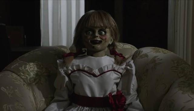 Ác quỷ Annabelle có thực sự đáng sợ ở ngoài đời? - Ảnh 1.