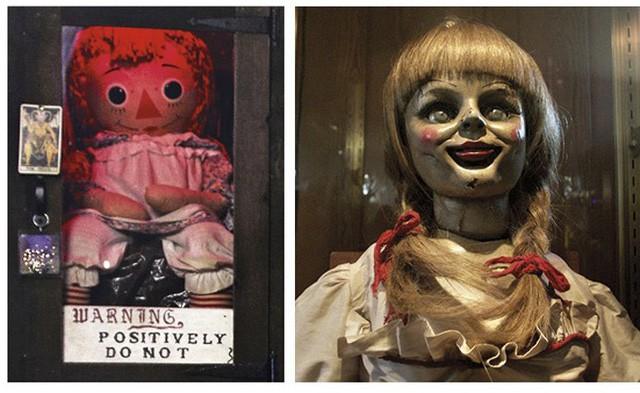 Ác quỷ Annabelle có thực sự đáng sợ ở ngoài đời? - Ảnh 2.