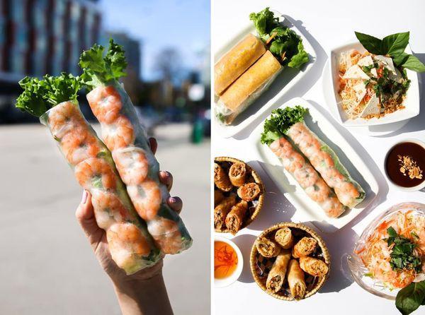 Chàng trai gốc Việt mở xe bán bánh mì gây chú ý tại Canada - Ảnh 4.