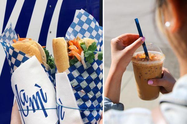 Chàng trai gốc Việt mở xe bán bánh mì gây chú ý tại Canada - Ảnh 7.