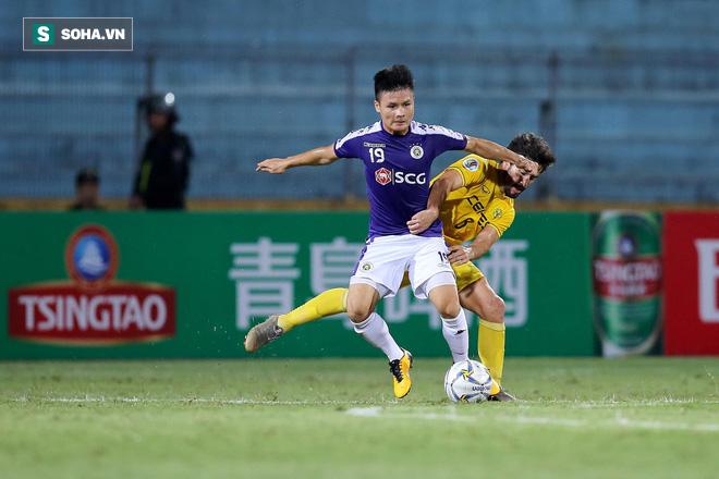 Văn Quyết lập công, Hà Nội FC nghẹt thở lọt vào trận chung kết Đông Nam Á tại AFC Cup - Ảnh 2.