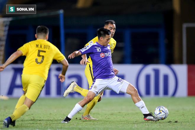 Văn Quyết lập công, Hà Nội FC nghẹt thở lọt vào trận chung kết Đông Nam Á tại AFC Cup - Ảnh 3.