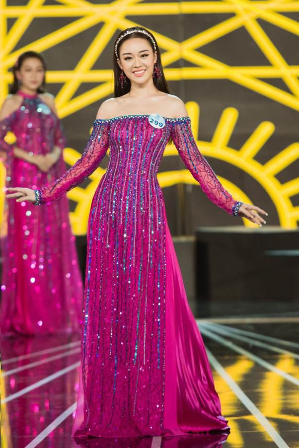 Lọt top 20 Miss World phía Nam, Hoàng Hải Thu: Được xướng tên, tôi cảm giác rất tự hào - Ảnh 1.