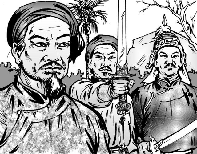 Nguyễn Văn Tuyết: Chưa làm Đô đốc Tây Sơn đã trộm ngựa của chúa Nguyễn để thị uy - Ảnh 2.