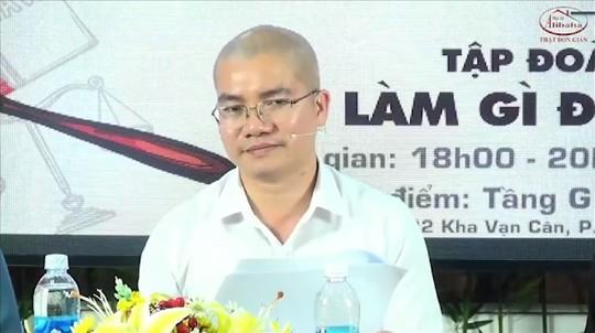 Giám đốc Công an Bà Rịa - Vũng Tàu nói gì về phát ngôn của Chủ tịch HĐQT Alibaba? - Ảnh 1.