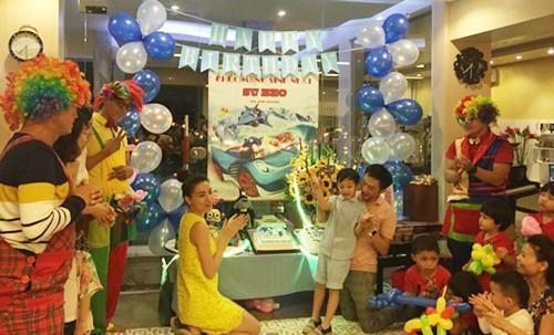 Dù gia đình ly tán, Subeo vẫn được tận hưởng 5 sinh nhật trọn vẹn với sự hiện diện của cả bố lẫn mẹ - Ảnh 4.