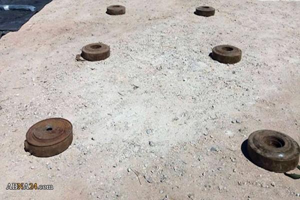 Syria: Bên trong kho vũ khí khổng lồ của khủng bố mới được phát hiện ở Damascus và Quneitra - Ảnh 4.