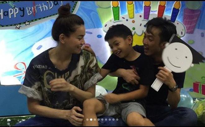 Dù gia đình ly tán, Subeo vẫn được tận hưởng 5 sinh nhật trọn vẹn với sự hiện diện của cả bố lẫn mẹ - Ảnh 9.